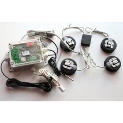 Контроллер с GSM, I2C...